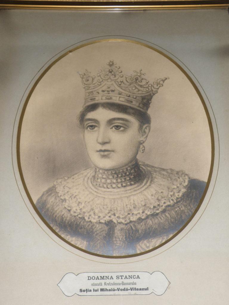 Doamna Stanca (tablou la bis. Krețulescu-București)