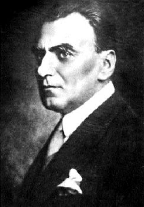 Nae Ionescu (1890-1940), Sursa foto - Wikipedia