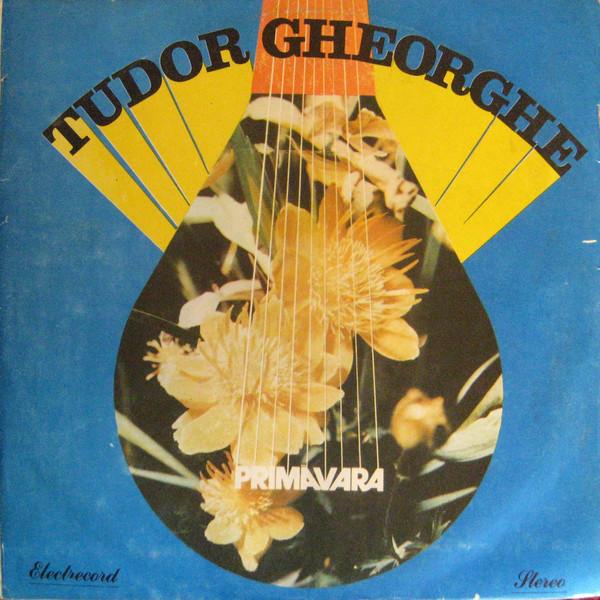 Primăvara, Tudor Gheorghe, Electrecord, 1989