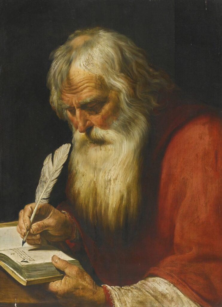 Artus Wolffort, Sfântul Ieronim, sec. XVII
